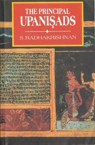 The Principal Upanishads - Cover of the 1994 edition