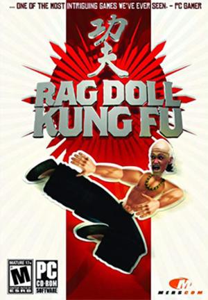 Rag Doll Kung Fu - Image: Rag Doll Kung Fu Coverart