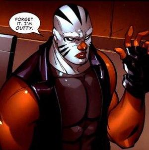 Rage (comics) - Image: Ragecomics