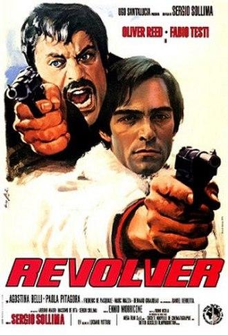 Revolver (1973 film) - Image: Revolver 73 locandina