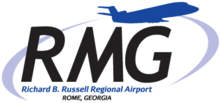Richard B. Russell Airport logo.png