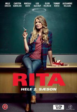 Rita (TV series) - Image: Rita TV Show Poster