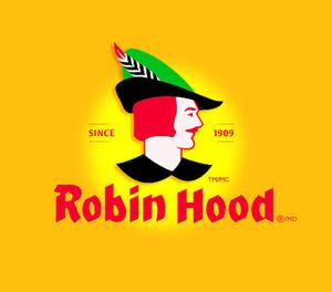Robin Hood Flour - Image: Robin Hood Flour logo