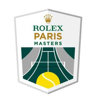 Paris Masters - Image: Rolex Paris Masters tournament logo