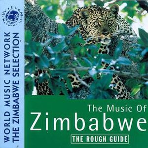 The Rough Guide to the Music of Zimbabwe - Image: Rough Guide Zimbabwe