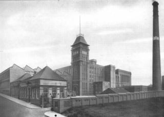 Royton Ring Mill, Royton