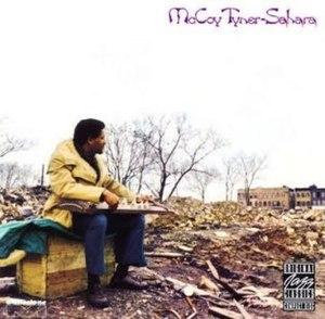 Sahara (McCoy Tyner album) - Image: Sahara (Mc Coy Tyner album)