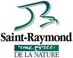 Saint-Raymond, Quebec - Image: Saint Raymond, Quebec Flag