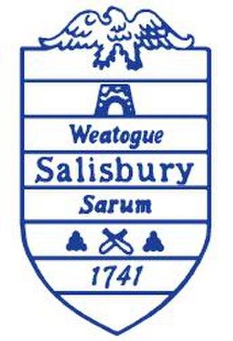Salisbury, Connecticut - Image: Salisbury C Tseal