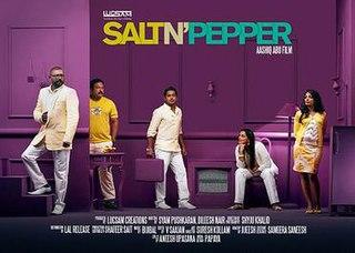 <i>Salt N Pepper</i> 2011 film by Aashiq Abu