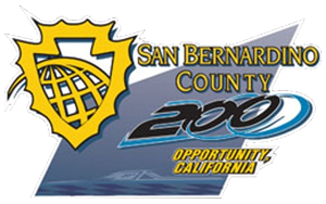 San Bernardino County 200 - Image: San Bernardino County 200 race logo