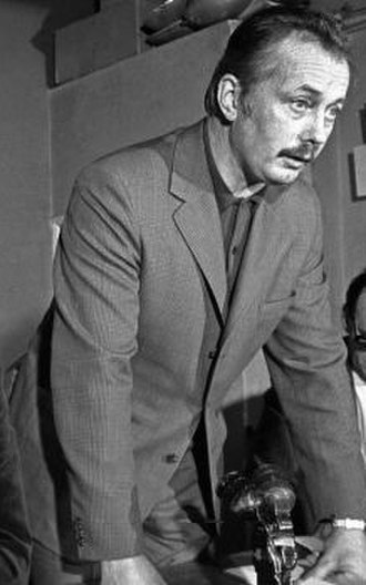 Seán Mac Stíofáin - Mac Stíofáin in 1972