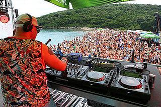 Sea Dance Festival Music Festival