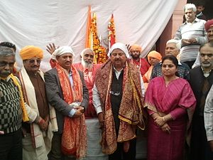 Purmandal - Shadi yatra in Purmanda on Chaitra Chaudish Mela