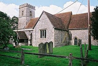 Shalbourne Human settlement in England