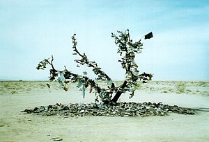 Rice, California - Rice CA Shoe Tree