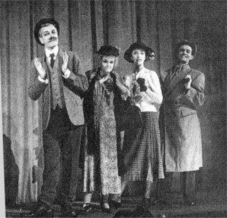 <i>Sigh No More</i> (musical) Noël Coward musical