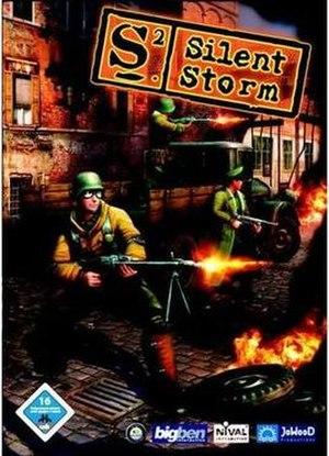 Silent Storm - European cover art