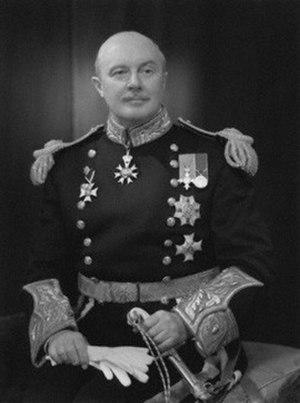 Ralph Grey, Baron Grey of Naunton - Grey in 1959
