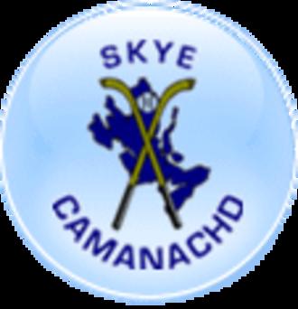Skye Camanachd - Image: Skye camanachd logo