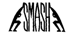 Smash Records - 1990s Smash Records logo
