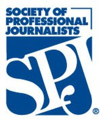 Society of Professional Journalists - Image: Society of Professional Journalists logo