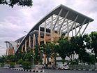 Soeman HS Библиотека, Pekanbaru, Indonesia.jpg