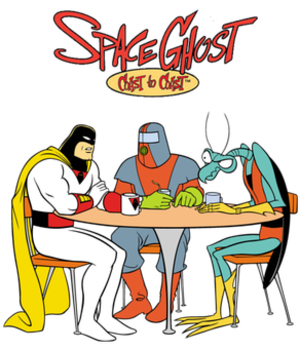 Space Ghost Coast to Coast - Image: Space Ghost Coast to Coast