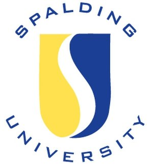 Spalding University - Image: Spalding University's Logo