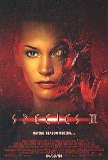 <i>Species II</i> 1998 film by Peter Medak