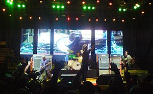 Jelen Pivo Live - The Stooges performing live at the festival in 2008