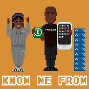 Know Me From - Image: Stormzy Know Me From