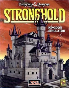 Stronghold (1993 video game) - Wikipedia