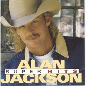 Super Hits (Alan Jackson album) - Image: Super Hits Alan Jackson