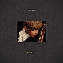 Resultado de imagem para taemin press it
