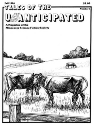 Tales of the Unanticipated - First issue cover