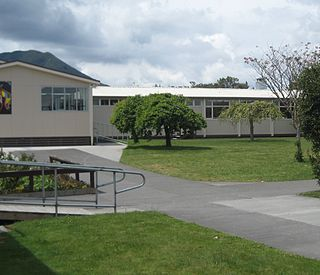 Tauhara College Secondary school in Taupo, New Zealand