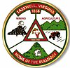 Official seal of Town of Tazewell, Virginia