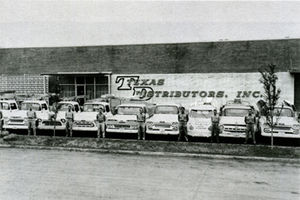 TDIndustries - Headquarters at 2831 Nagle from 1960-1974