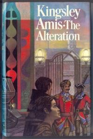 The Alteration - Cover of first edition (hardcover)