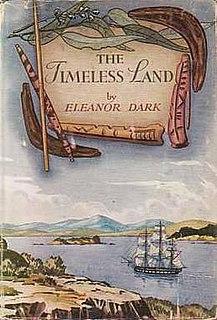 <i>The Timeless Land</i>