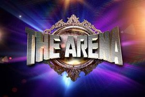 The Arena (TV series) - Image: The Arena Logo