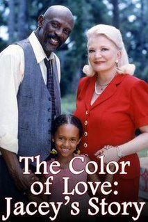 <i>The Color of Love: Jaceys Story</i>