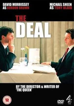 The Deal (2003 film) - DVD cover (Region 2)