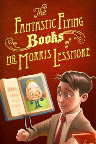 The Fantastic Flying Books of Mr. Morris Lessmore - Poster