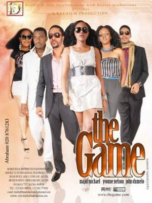 The Game (2010 film) - Release Poster