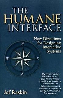 <i>The Humane Interface</i>