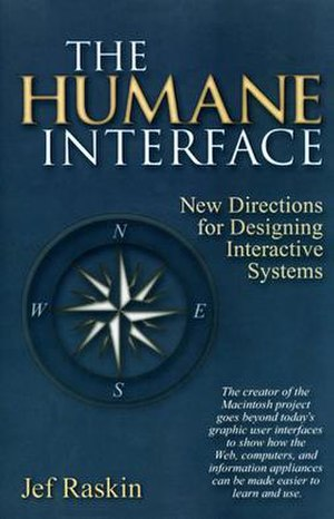 The Humane Interface - Image: The Humane Interface book cover