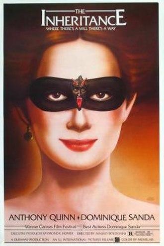The Inheritance (1976 film) - Image: The Inheritance Film Poster