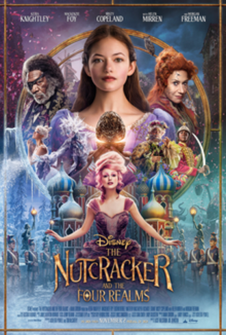 The Nutcracker and the Four Realms - Theatrical release poster